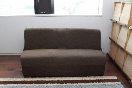 【縦横ストレッチ】スペイン製ソファーカバー:撥水マルセイユ【アーム無】4600〜7700円