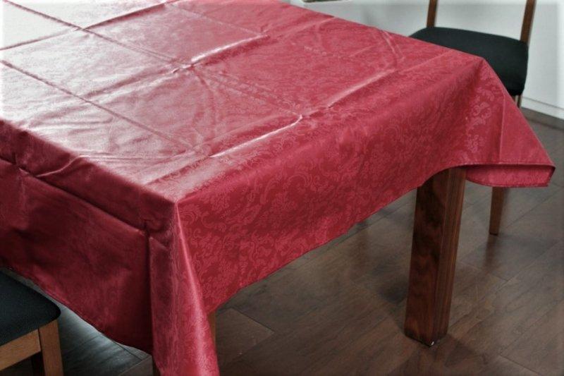 B品テーブルクロス「アリアドナ」円形160cm 2000円