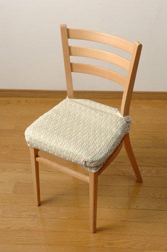 【イタリカ チェアカバー(椅子カバー)】 座面2枚組2500円又は背付2枚組5000円