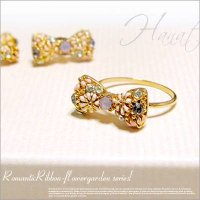 RomanticRibbon�ե�塞���ǥ�ڥߥˡۥ�󥰾�rin011�ڥ᡼���أϣˡ�