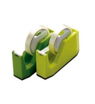 テープカッター ツイン グリーン TC-542-G