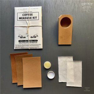 JAPANESE COFFEE MEASURE WHITTLING DIY KIT