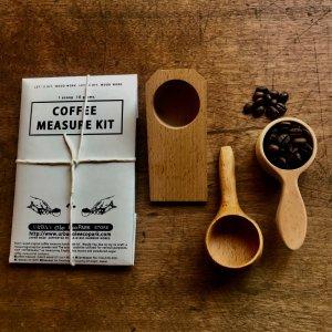 JAPANESE COFFEE MEASURE WHITTLING DIY KIT