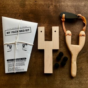 JAPANESE PACHINKO WHITTLING DIY KIT