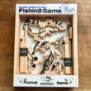 フィッシングゲーム8 恐竜 / FISHING GAME 8pcs set  Dinosaur type