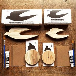 SWALLOW ARTWORK KIT つばめのアートワーク キット(S)(L)