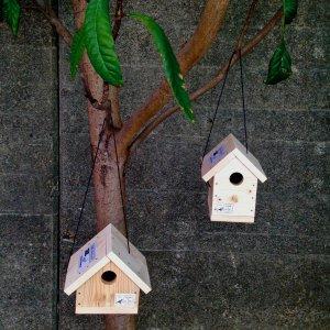 BIRD HOUSE KIT old type.<br>バードハウス キット オールドタイプ