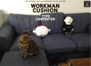 WORKMAN CUSHION
