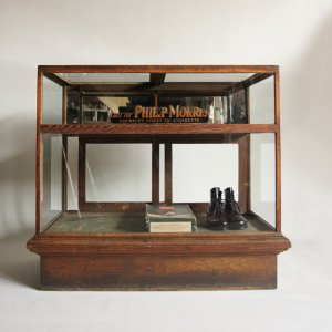 ANTIQUE TOBACCO SALES SHOW CASE