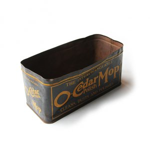 EARLY 1900s TIN BOX