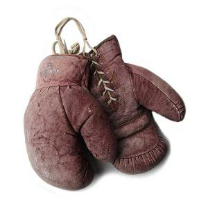 40s BOXING GLOVES