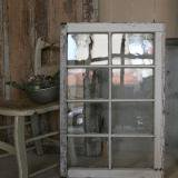 【SOLD】old wood window