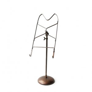 〜30s TAILOR SHOP SHIRT DISPLAY STAND MADE BY COPPER