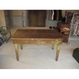 primitive wood table アンティーク テーブル