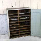 antique file cabinet アンティーク書類入れ