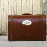 antique tour bag 古いスーツケース