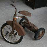 【SOLD】old tricycle 古い三輪車