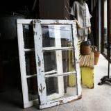 【SOLD】old wood window アンティーク窓