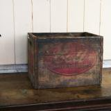 【SOLD】antique wood box case
