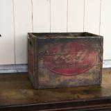 【SOLD】antique wood box case