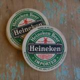 【SOLD】Antique Beer Coaster