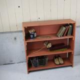 antique paint shelf