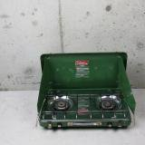 old coleman propan stove