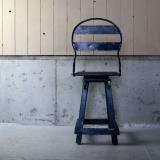 OLD INDASTRIAL CHAIR