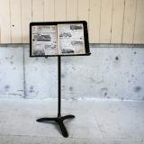 【SOLD】Old music stand