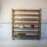 【SOLD】 antique shoes rack