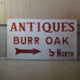 antique store old sign