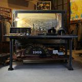 【SOLD】ww2 us navy steel top table