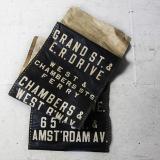 【SOLD】1920s ny torolly sign