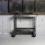 1940s industrial cart