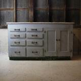【SOLD】shabby chic wood shelf