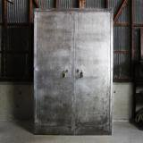 【SOLD】 ww1 us army post office dept steel shelf