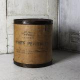 old white pepper carry box