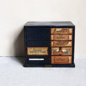 WW1 AMERICAN RED CROSS STEEL BOX
