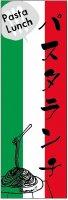 パスタのぼり旗