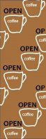 コーヒーのぼり旗