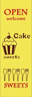 ケーキのぼり旗