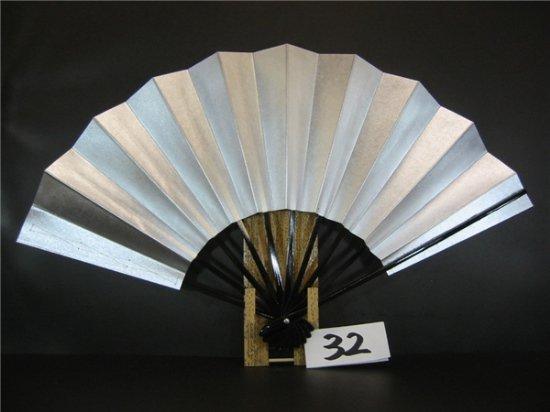 A32 舞扇子 両銀