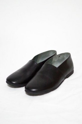 COSMIC WONDER-Second folk shoes (Black) 22.5cm