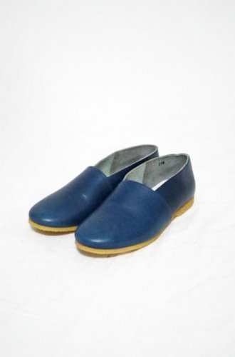 COSMIC WONDER-Second folk shoes (Navy) 25.5cm 40%OFF