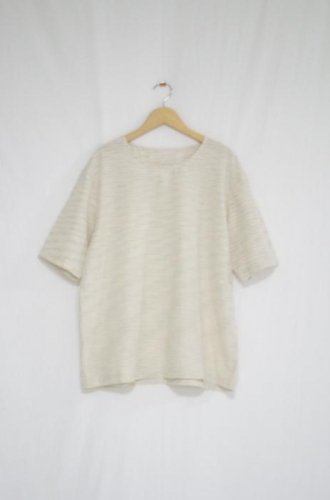 <img class='new_mark_img1' src='//img.shop-pro.jp/img/new/icons53.gif' style='border:none;display:inline;margin:0px;padding:0px;width:auto;' />Cen_ - Pull Over Shirts(sand kasuri)