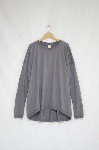 O project - Long Sleeves Tee(CIMENT)