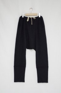 O project - Sweat Trousers(Black)