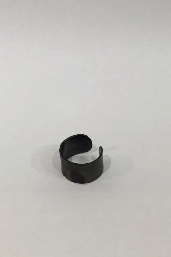 Kat Seale - Large Steel Ring