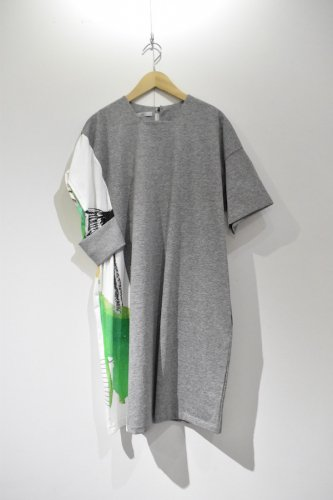 ohta - grey one piece - woman