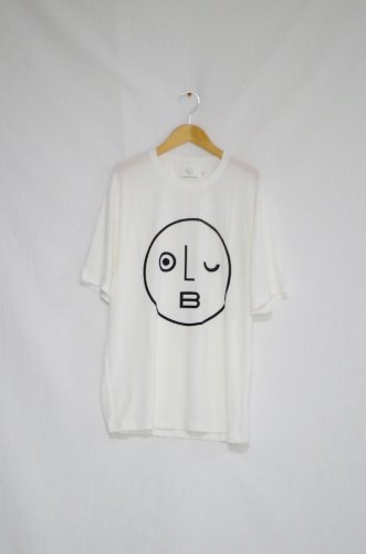 OLDERBROTHER - LOGO Tee -unisex(WHITE)